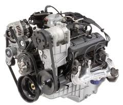 Chevy S10 4.3L Engine